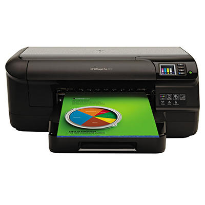 HP Officejet Pro 8100 Wireless Inkjet ePrinter
