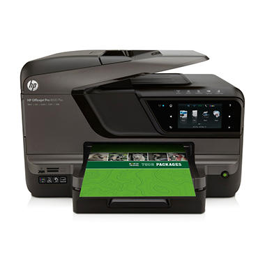 HP OfficeJet Pro 8600 PLUS Wireless Multifunction Printer