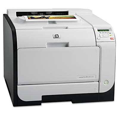 HP LaserJet Pro M451NW Wireless Laser Printer