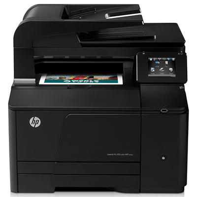HP LaserJet Pro 200 M276NW Color Multi Function Printer