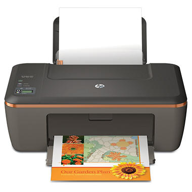 HP DeskJet 2512 All-in-One Printer