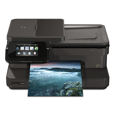 *Tech Savings* HP PhotoSmart 7525 e-All-In-One Ink Jet Printer