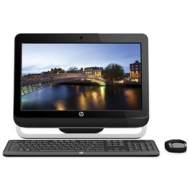 HP OMNI 120-1130 All in One AMD E2-1800, 500GB, 20