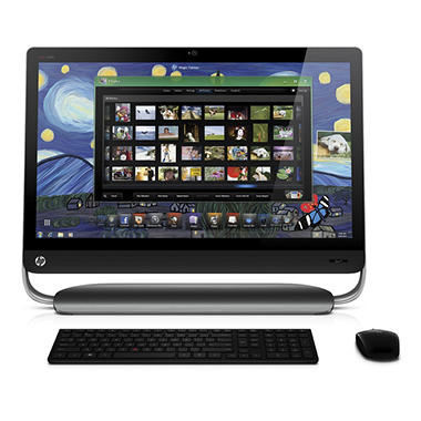 HP Omni 27 All-in-one Desktop Intel Core i5-3450s, 1 Terabyte, Blu-ray, 27