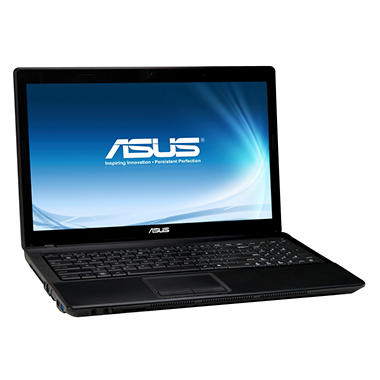 *$259.84 after $60 Instant Savings* ASUS X54C Laptop Intel Celeron B815, 320GB, 15.6 - Black