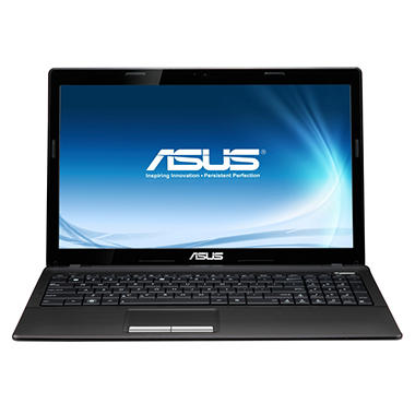 "*$329.00 after $70.00 Instant Savings* ASUS X53Z Laptop AMD  A6-3420, 500GB, 15.6"" - Mocha"