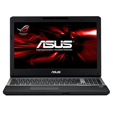 ASUS G55VW-DH71 Laptop Computer, Intel Core i7-3630QM, 8GB Memory, 500GB Hard Drive, 15.6