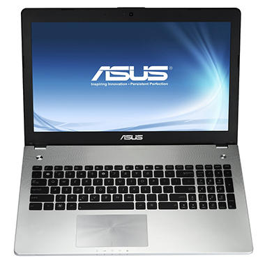 "ASUS N56DP-DH11 15.6"" Laptop Computer, AMD A10-4600M, 8GB Memory, 1TB Hard Drive"