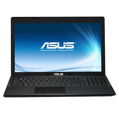ASUS R503C-RH31 Laptop Computer, Intel® Core™ i3-2350M, 4GB Memory 500GB Hard Drive, 15.6