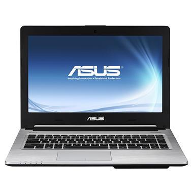 ASUS S405CA-RH51 Ultrabook Computer, Intel Core i5-3317U, 6GB Memory, 750GB Hard Drive, 14.0