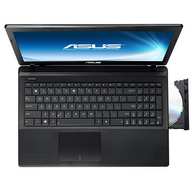 ASUS X55C-WH31 Laptop Computer, Intel Core i3-2328m, 6GB Memory  320GB Hard Drive, 15.6