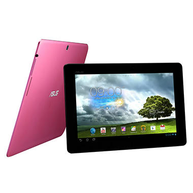 "ASUS MeMO Pad Smart 10"" 16GB Tablet – Pink"