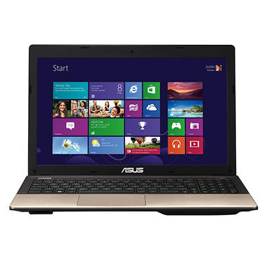 "ASUS K55A-DS71 15.6"" Laptop Computer, Intel Core i7-3630QM, 8GB Memory, 750GB Hard Drive"