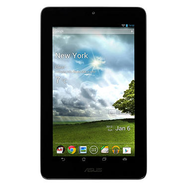 "ASUS MeMO Pad 7"" 16GB Tablet - Grey"