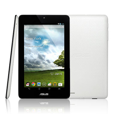 "ASUS MeMO Pad 7"" 32GB Tablet - White"