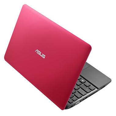 "ASUS 1015E-DS01 10.1"" Laptop Computer, Intel Celeron 847, 2GB Memory, 320GB Hard Drive - Black or Pink"