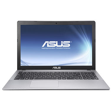 "ASUS 15.6"" Laptop Computer, Intel Core i5-3337U, 8GB Memory, 750GB Hard Drive"