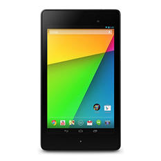 "7"" ASUS Google Nexus 7 FHD - 16GB Black"