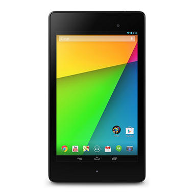 Google Nexus 7 32GB Tablet - Black