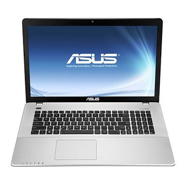 """ASUS X750JA-DB71 17.3"""" Laptop Computer, Intel Core i7-4700HQ, 8GB Memory, 1TB Hard Drive"""