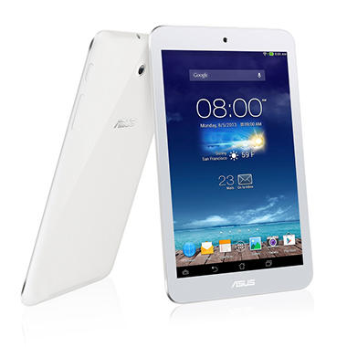 "ASUS MeMO Pad HD 8"" 16GB Tablet - White"