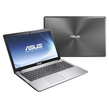 "ASUS R510CA-SS51 15.6"" Laptop Computer, Intel Core i5-3337U, 6GB Memory, 750GB Hard Drive with Carry Bag"