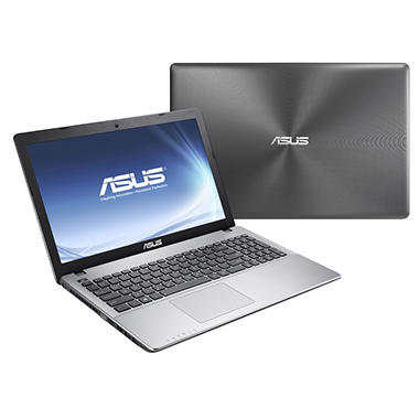 "ASUS R510LA-RS71 15.6"" Laptop Computer, Intel Core i7-4500, 8GB Memory, 750GB Hard Drive"