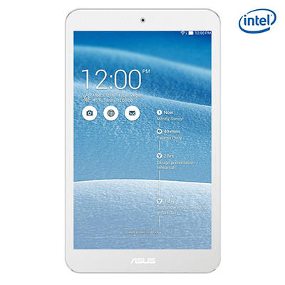 "8"" ASUS ME181C Tablet- 16GB White or Black"