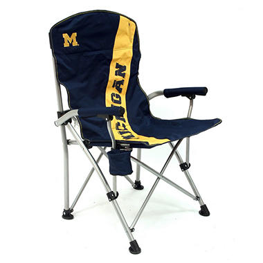 Season Ticket Michigan Folding Arm Chair