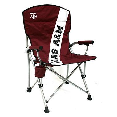 Season Ticket Texas A&M Folding Arm Chair