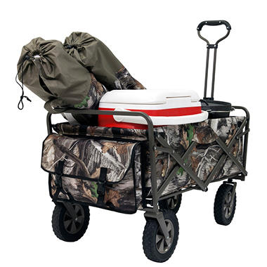 Sams Club Lawn Chairs Camo Folding Wagon - Sam's Club