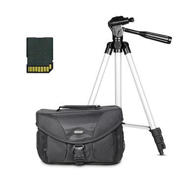 Camera Accessory Bundle with Bag, 46