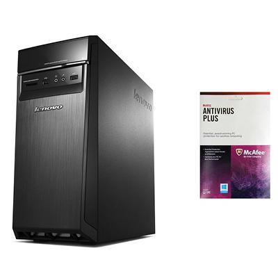 Lenovo H50-50-KIT2 with McAfee Antivirus, Intel Core i5-4460 , 8GB Memory, 1TB Hard Drive