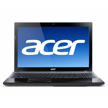 Acer Aspire V3 Laptop Intel Core i5-2450, 500GB, 15.6""