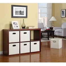 Six Cube Room Organizer