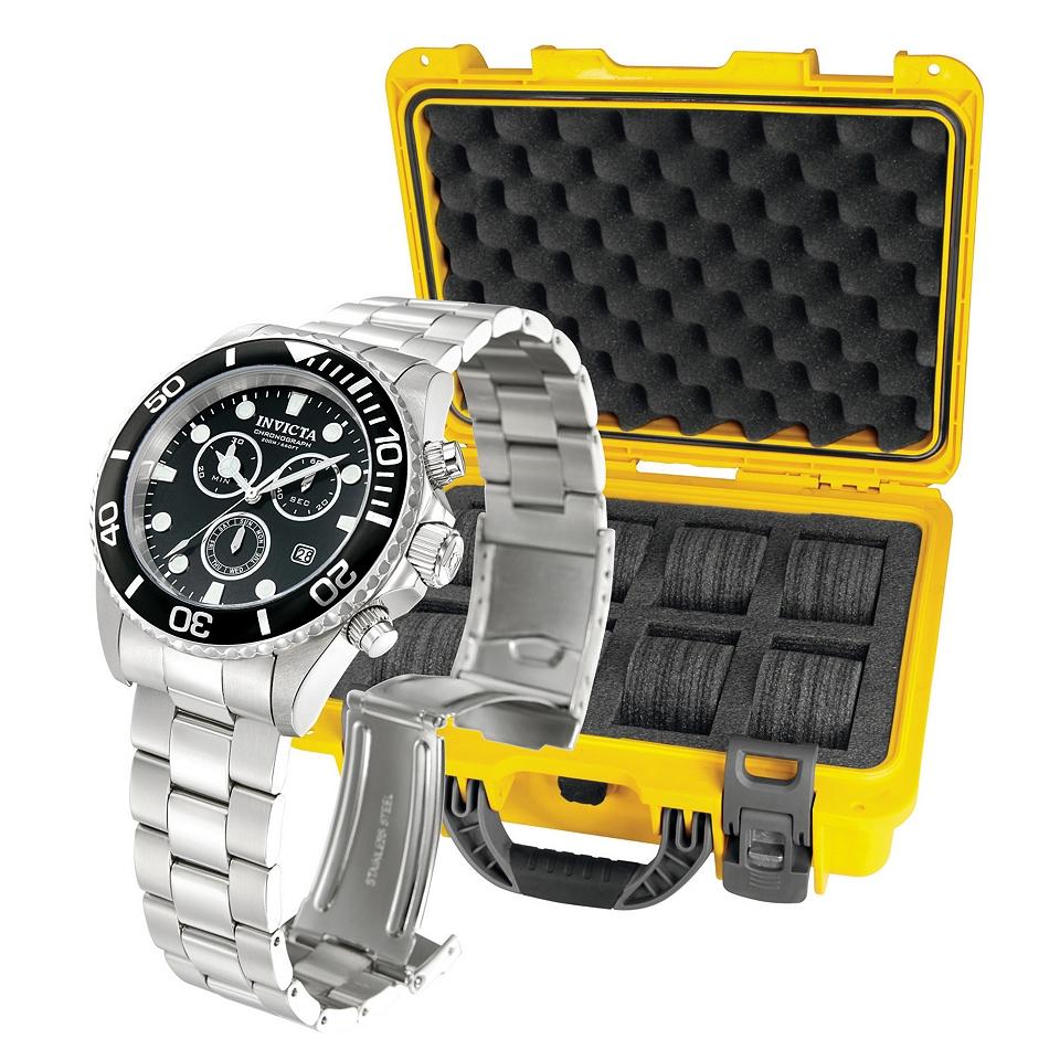 Invicta Pro Diver Sport Watch Model 10050 with Collectors Case