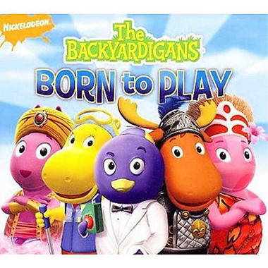 Backyardigans:Born To Play