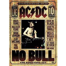 AC/DC: No Bull - Music DVD