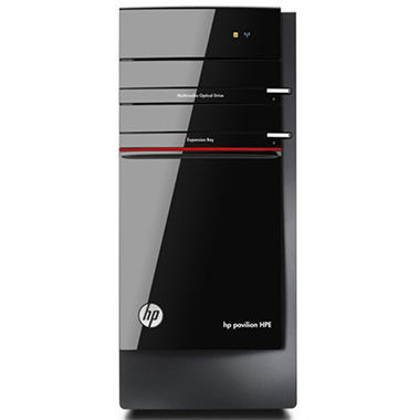 HP Pavilion HPE h8 Desktop Intel Core I7-3770, 2 TB