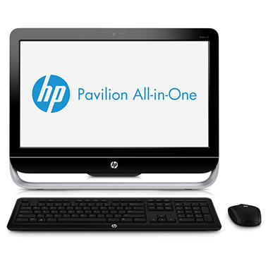 HP Pavilion 23-b037c All-In-One Desktop, AMD E2-1800, 4GB RAM, 1TB HD, 23