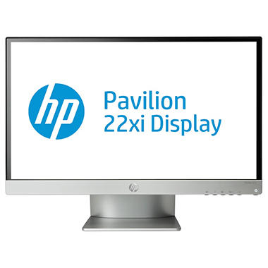 "21.5"" HP Pavilion 22xi IPS LED Backlit Monitor"