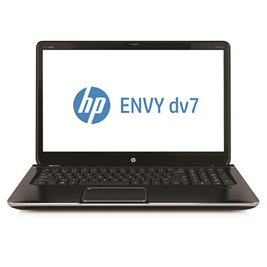 HP Envy dv7-7247cl Laptop Computer, Intel® Core™ i7-3630QM, 8GB Memory, 1TB Hard Drive, 17.3""