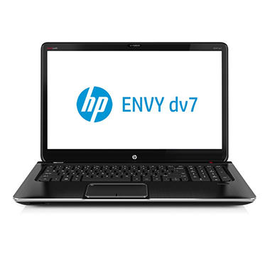 "HP Envy dv7-7227cl 17.3"" Laptop Computer, AMD A10-4600M, 8GB Memory, 750GB Hard Drive"