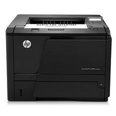HP LaserJet Pro M401DNE Printer