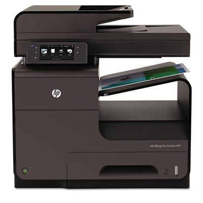 HP Officejet Pro X476dw Wireless Multifunction Inkjet Printer -  Copy/Fax/Print/Scan