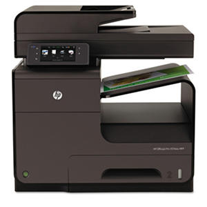 HP - Officejet Pro X576dw Wireless Multifunction Inkjet Printer -  Copy/Fax/Print/Scan