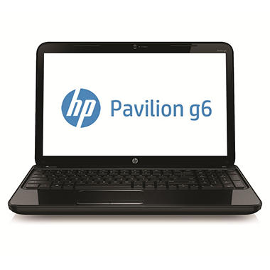 HP Pavilion g6-2237cl Laptop, AMD A6-4400M, 6GB RAM, 1TB HD, 15.6