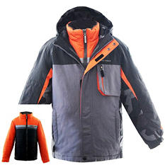 ZeroXposur Boy's 3-in-1 Systems Jacket (Assorted Colors)