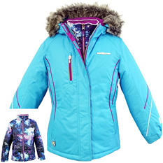 ZeroXposur Girl's 3-in-1 Systems Jacket (Assorted Colors)