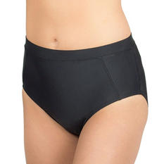 Simon Chang Plus Size Full Coverage Brief Swim Bottom